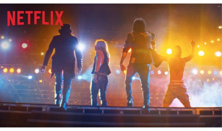 【ザ・ダート: モトリー・クルー自伝】Netflixオリジナル作品を今すぐ視聴