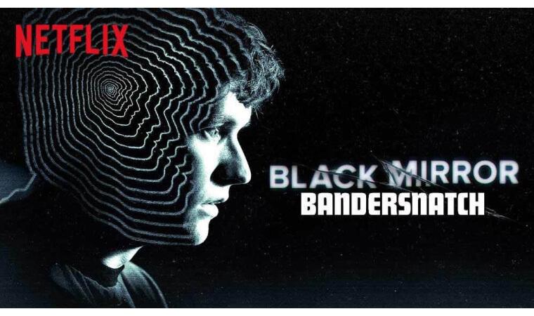 【ブラック・ミラー: バンダースナッチ】Netflix作品を今すぐ視聴