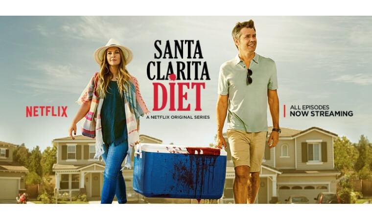 【サンタクラリータ・ダイエット】Netflixオリジナル作品を今すぐ視聴