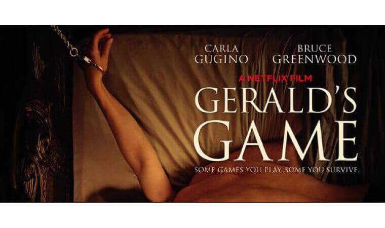 【ジェラルドのゲーム】Netflixオリジナル作品を今すぐ視聴