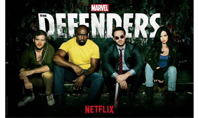 【Marvel ザ・ディフェンダーズ】Netflix作品を今すぐ視聴