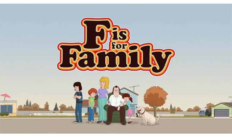 【FはFamilyのF】Netflixオリジナル作品を今すぐ視聴
