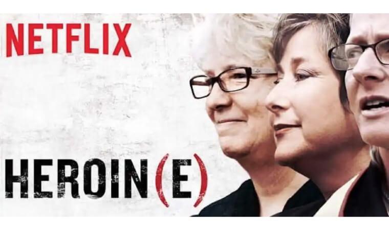 【ヘロイン×ヒロイン】Netflixドキュメンタリー作品を今すぐ視聴