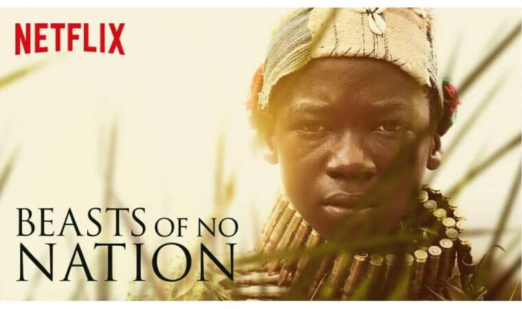 【ビースト・オブ・ノー・ネーション】Netflix作品を今すぐ視聴