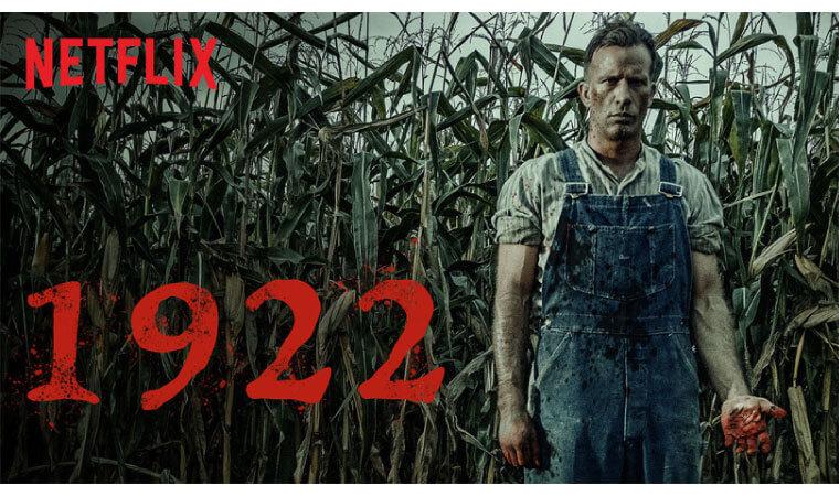 【1922】Netflixオリジナルサスペンス作品を今すぐ視聴