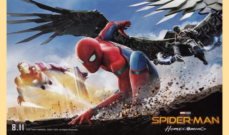 【スパイダーマン:ホームカミング】人気作品を今すぐVODで視聴