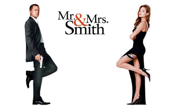 【Mr.&Mrs.スミス】人気映画を今すぐVODで視聴
