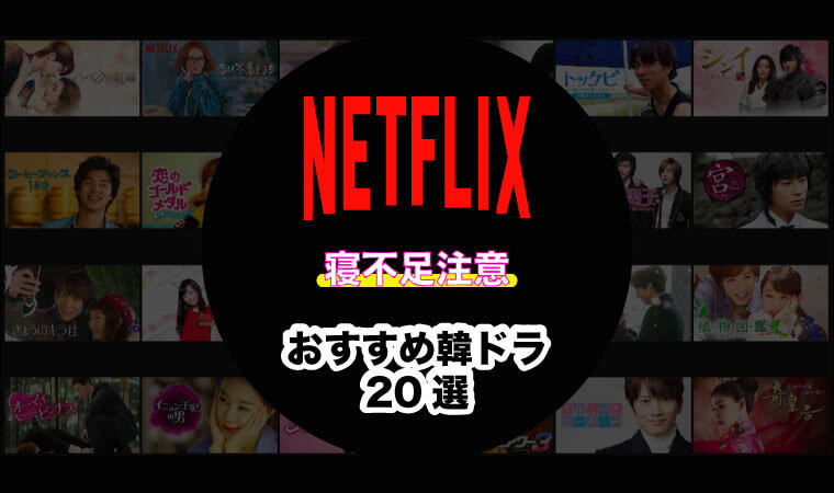 Netflix 韓ドラ