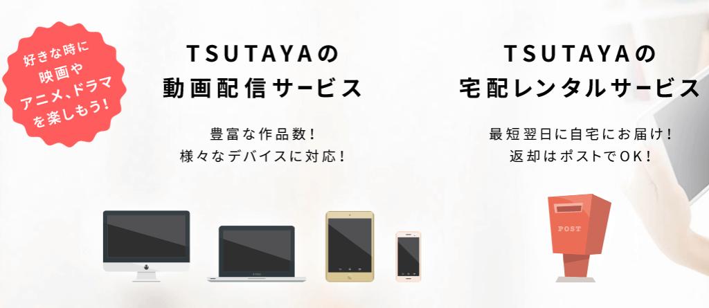 TSUTAYA TVサービス