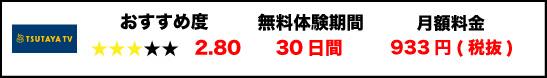 ファインディング・ニモ TSUTAYA TV