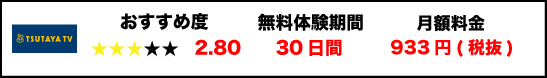 ロード・オブ・ザ・リング TSUTAYA TV